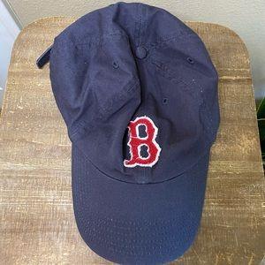 MLB Boston Cotton Baseball Hat Adjustable Back
